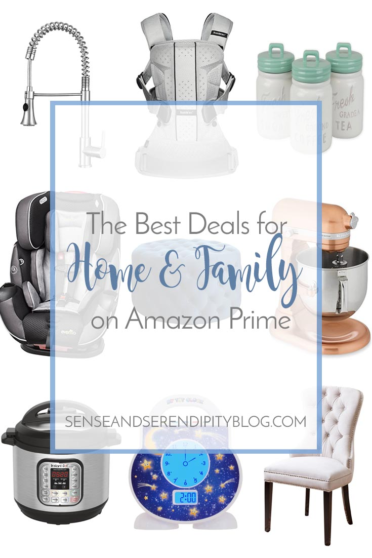 Best Deals for Home & Family on Amazon | Sense & Serendipity