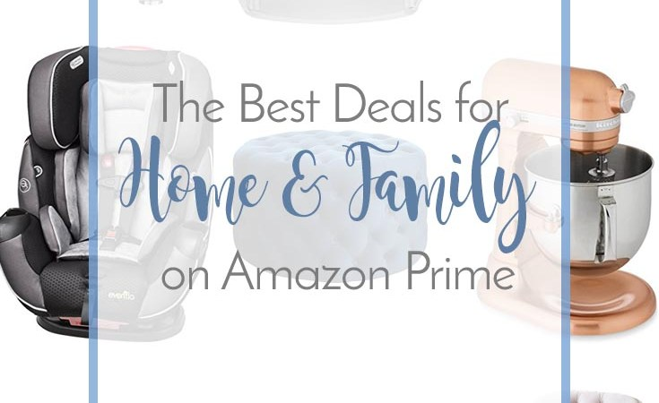 The Best Deals for Home & Family on Amazon