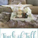 Touch of Fall Home Tour 2017