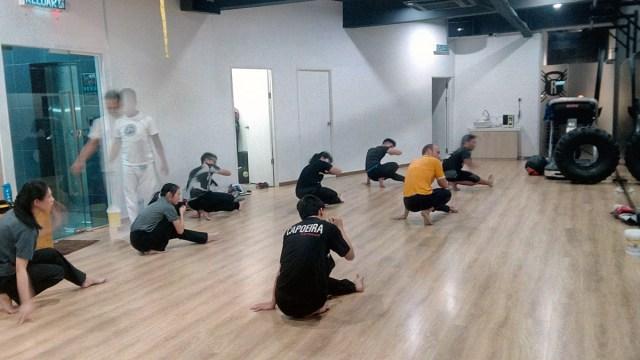 Trening_Capoeire