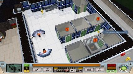 Evil Genius - Waffenkammer/Gefängnis
