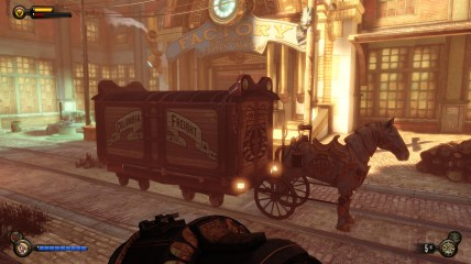 Finks Fabrik - Bioshock Infinite Screenshots