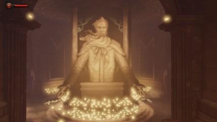 Der Prophet im Welcome Center