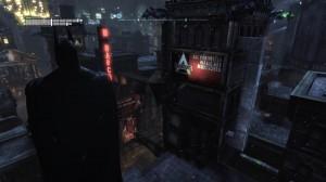 Batman: Arkham City - Big brother is watching