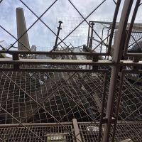 Und zu guter letzt: die Spitze des Eiffelturms #Paris2015 - via Instagram