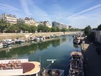 Canal Saint-Martin / Yachthafen