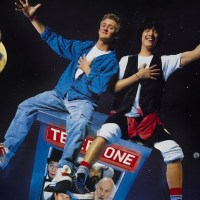 Bill & Ted's Excellent Adventure, 1989 - ★★★★½- via letterboxd