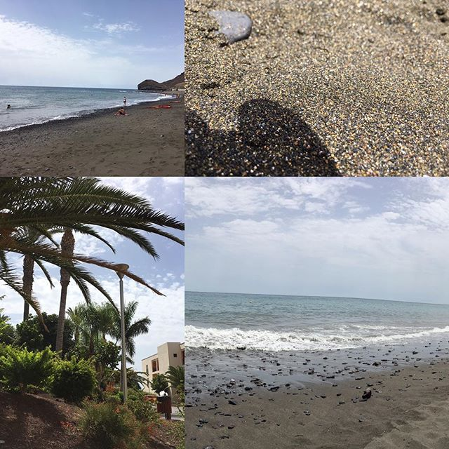 Strandtag, der erste... - via Instagram
