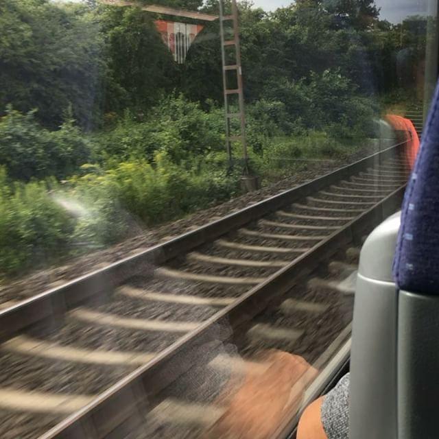 Close to Hannover... - via Instagram