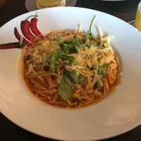 Spaghetti Bolognese #foodporn #Italian - via Instagram