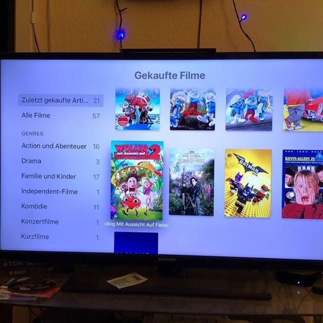 Habe über die Feiertage ein paar Filme digital erworben, gibt täglich ein Sonderangebot bei <a rel=