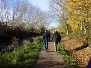 Nov Hollingwood to Tapton Lock