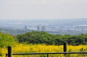 June View from Ringinglow