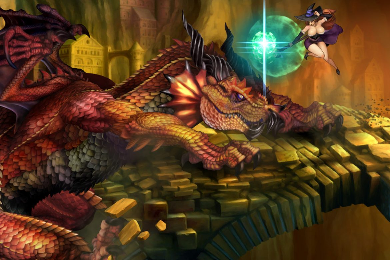 dragon's crown recension