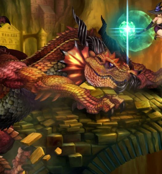 dragon's crown recension