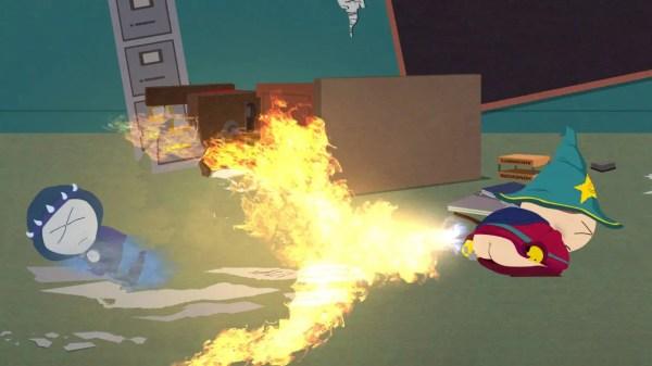 Och vad vore väl South Park utan pruttar?