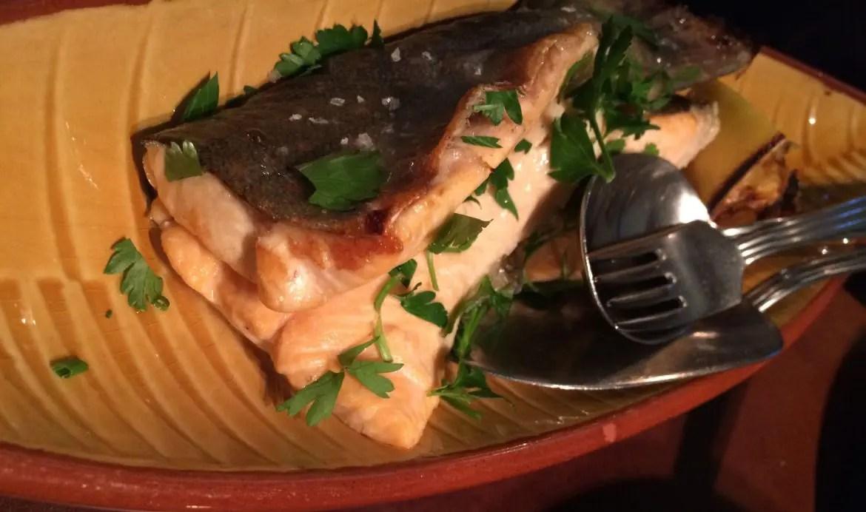 Oaxen fisk