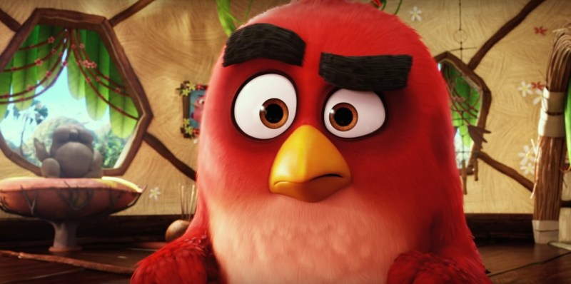 Angry birds the movie 7