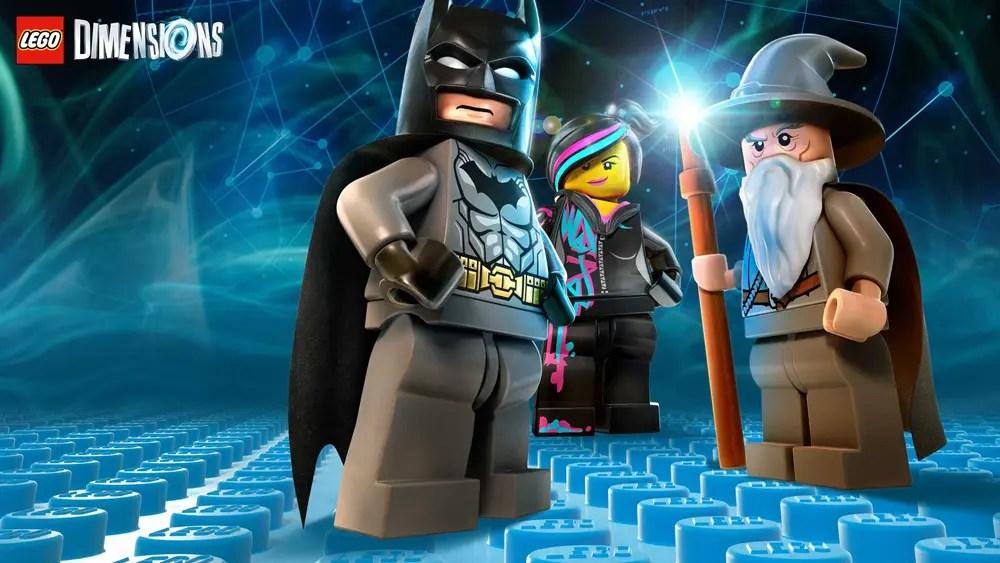 Humor och att blanda hjälptår från olika serier är två av LEGO Dimensions starka kort