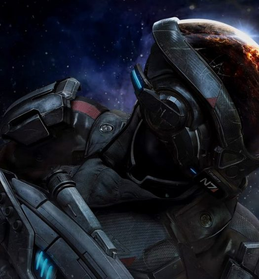 mass effect andromeda recension