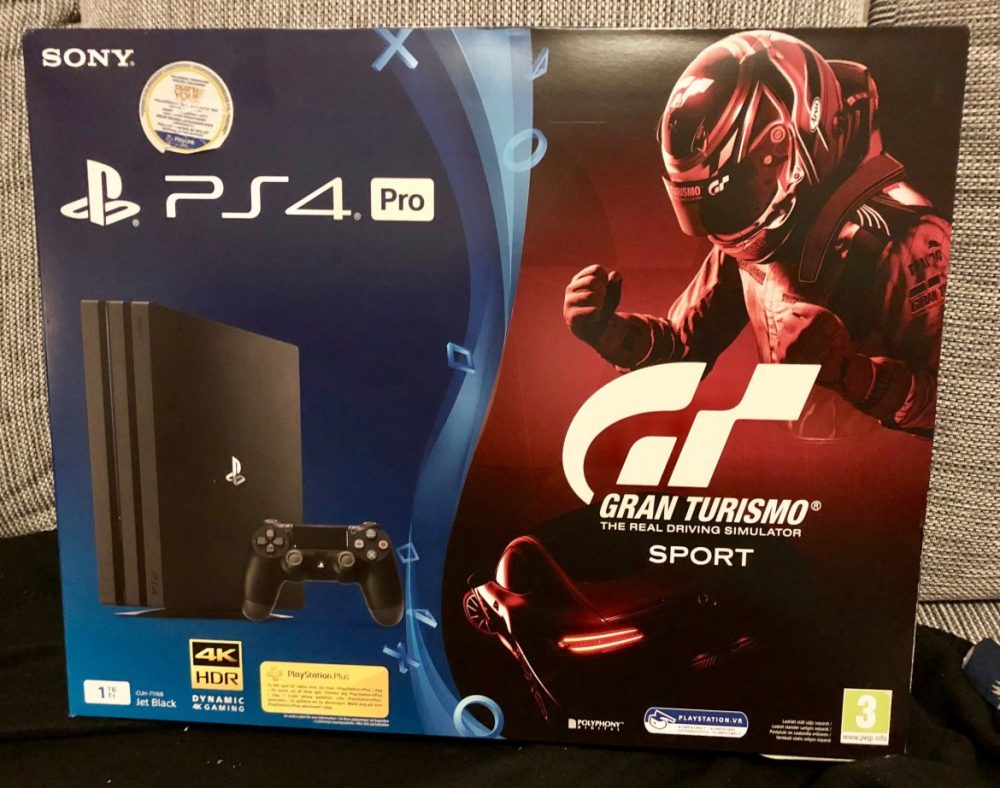 ps4 pro gt sport bundle senses