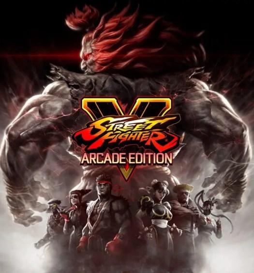 street fighter v recension