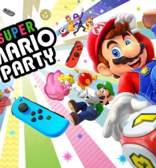 super mario party recension
