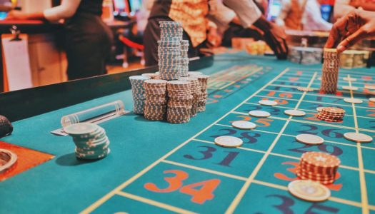 Filmer med casino-tema