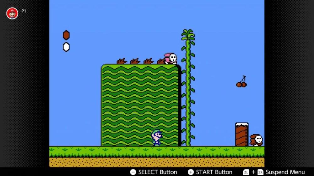 Nintendo Switch Online - screenshot