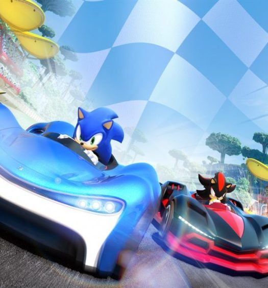 team sonic racing recension