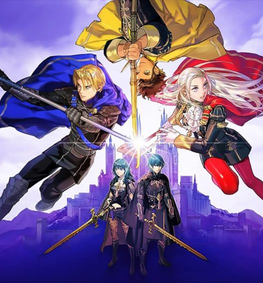fire emblem three houses recension