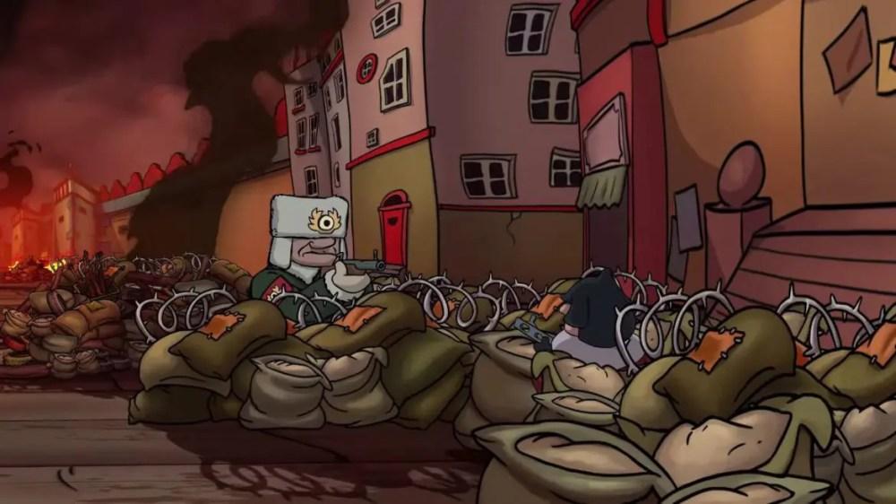 Irony Curtain: From Matryoshka with Love- screenshot switch