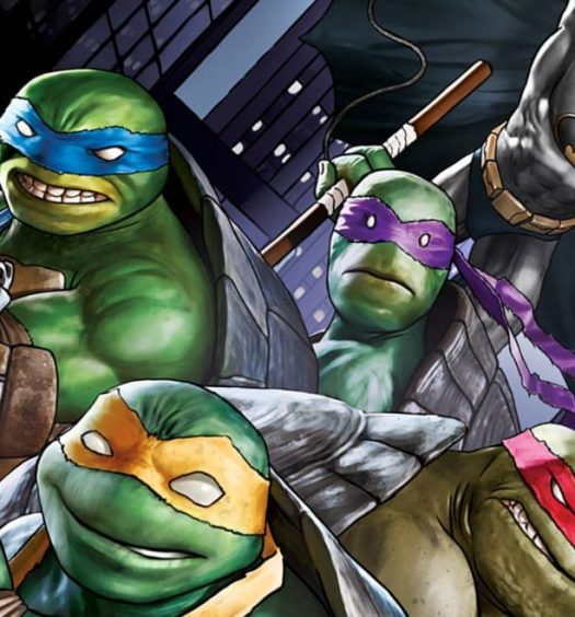 batman vs tmnt vinnare