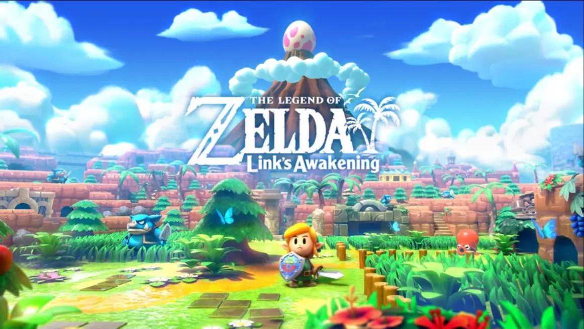 legend of zelda link's awakening recension