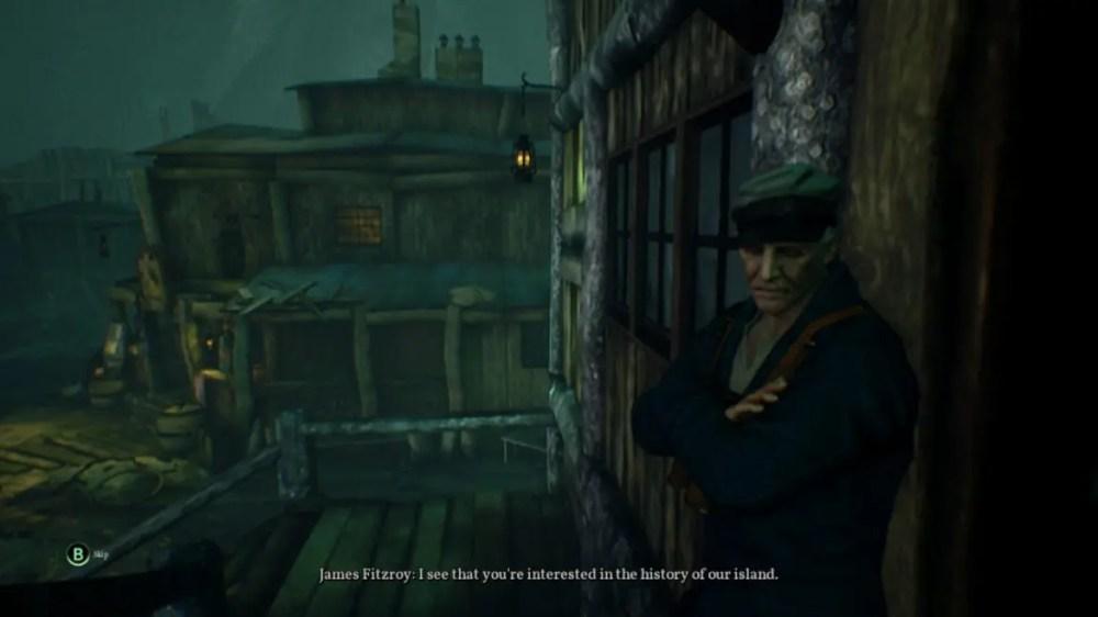 Call of Cthulhu - Nintendo Switch - screenshot