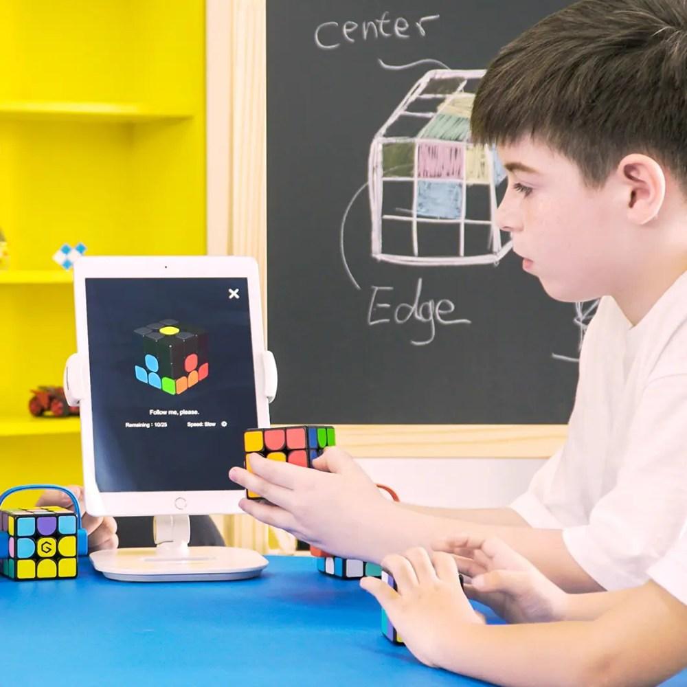 giiker app super cube lära