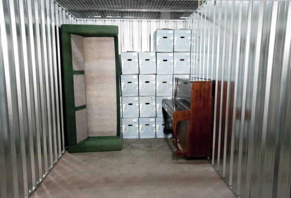big easy self storage förråd exempel