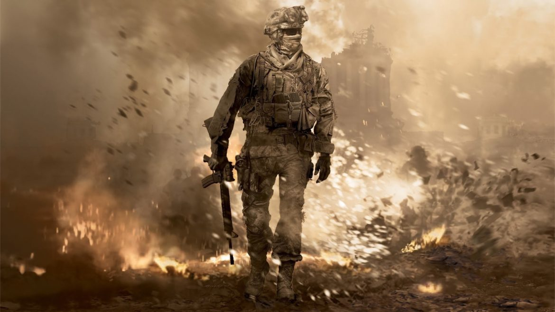 call of duty modern warfare 2 recension