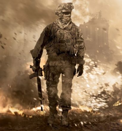 call of duty modern warfare 2 recension