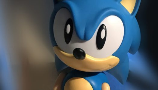 Test: Cable Guys Sonic the Hedgehog-staty