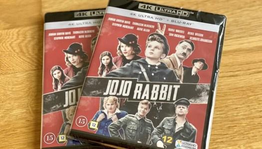 Tävling: Vinn Jojo Rabbit på UHD 4K