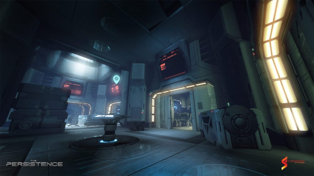 The Persistence - press image - copyright 2020 - Firesprite Games