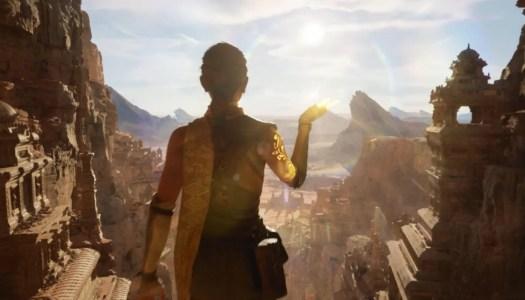 Kraften i PS5 demonstreras med Unreal Engine 5