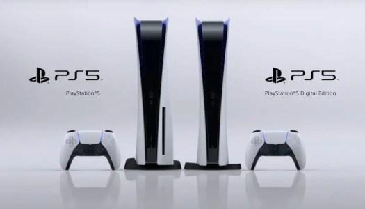 Sony avslöjar Playstation 5 (utseendet och spelen, inte priset)
