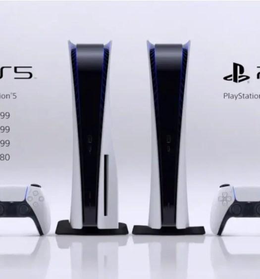 playstation 5 officiellt pris