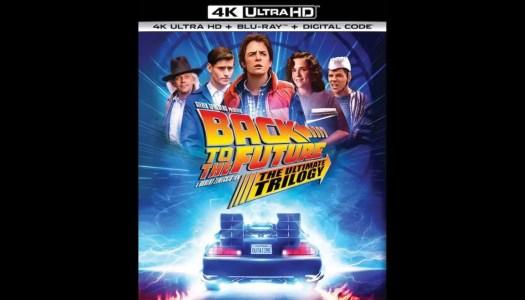 Tillbaka till Framtiden-trilogin i 4K för 99 kr på iTunes