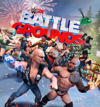 WWE 2K Battlegrounds recension