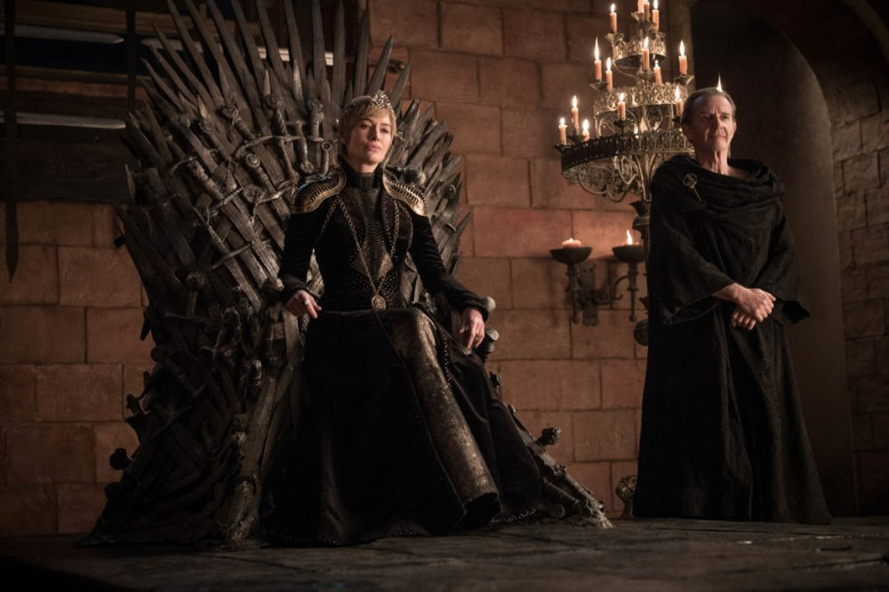 Game of thrones complete collection UHD 4K senses recension