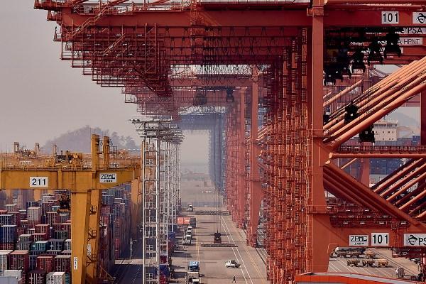 Asian Mega Ports