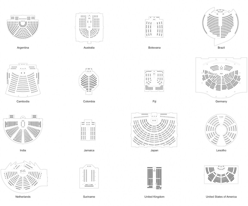 Parliament Plan Architecture